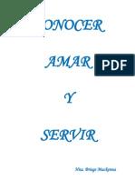 Conocer Amar y Servir - Briege Mckenna