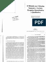 Alves-mazzotti, Gewandsznadjer  - O Método nas Ciências Naturais e Sociais Pesquisa Quantitativa e Qualitativa