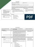 lesson plan 1 before excursion pdf