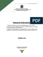 ManualdePadronizao18.0 - OESA