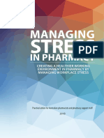 Stress Management in the Pharmacy