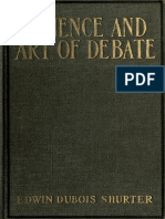 Science Art of Debate_00_shurrich