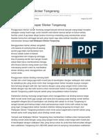 Tokojualwallpapermurah.wordpress.com-Jual Wallpaper StickerTangerang