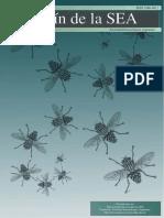 Desarrollo del Conocimiento de Las Especies de Fanniidae (Insecta Diptera) de América Del Sur Austral