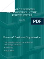 Forms of Business 16