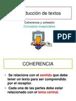 PPT producción de textos