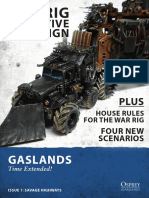 Gaslands - Time Extended Issue 1