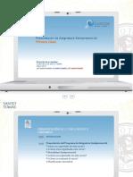 Primera Clase Semipresencial 2013 (ADM-CON)