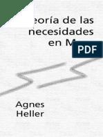 Agnes Heller - Teoría de las necesidades en Marx.pdf