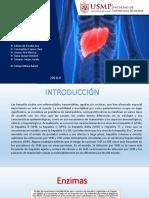 Hepatitis Viral -Enzimas