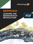 Bermuda - Leading the ReinsurTech Revolution
