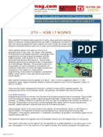How Dth Works