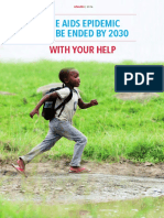 UNAIDS With Your Help En