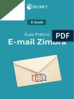 eBook Guia Pratico Email Zimbra Hospedagem de Sites SECNET