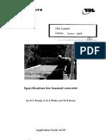 TRL Application Guide AG39
