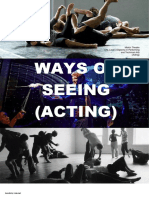 Ways of Seeing L3 Brief