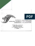 Criterios Solventación SECODAM