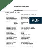 Informe Final Ureta
