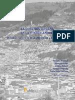 Cuestion Urbana Region Andina