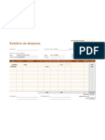 tabela de despesas domésticas