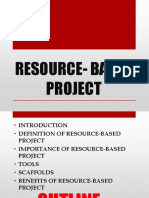 2. Resource Based