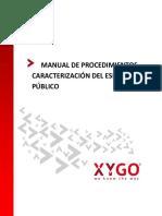 Manual Procedimiento Caracterizacion_v03