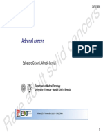 Endocrine Gland Tumours