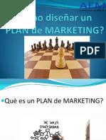 Como Diseñar Un Plan de Marketing