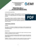 Practica No.2 Localizacion Industrial