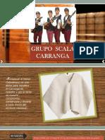 Brochure Grupo Scala Carranga