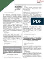 Designan Representante Del Ministerio Publico Ante La Comisi Resolucion n 3038 2018 Mp Fn 1688905 1