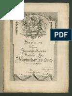 Beethoven 3 Piano Sonatas WoO 47 First Edition