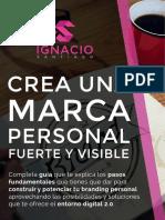 Ebook Cómo Crear Una Marca Personal Fuerte, Duradera y Visible