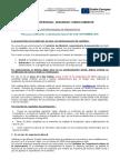 Información listados preinscritos para obtener la Certificación Profesional de Bombero Forestal 2018