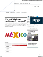 Mexico Meshico