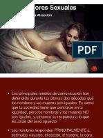 Amplificadores Sexuales de La Atracción