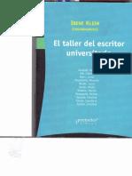 Klein_el_taller_escritor_u_-_Parte_I_cap_1.pdf