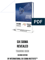 Six sigma Revealed Training Book