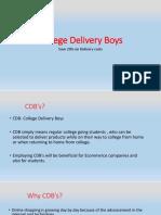 CDB's