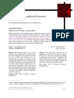 PERIS. Usos del testimonio y políticas de la memoria..pdf