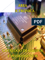 Catalogo Electronica