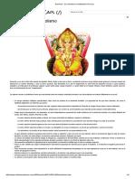 Ganesha - Su Simbolismo _ Habitantes Del Caos