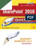 Microsoft SharePoint 2010 QuickSteps (2)