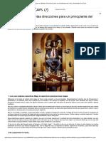 8 Consejos en Distintas Direcciones Para Un Principiante Del Caos _ Habitantes Del Caos