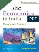 Public Economics in India J R Gupta.pdf