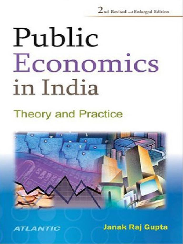 ad9a25e725a33 Public Economics in India J R Gupta.pdf