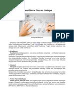 Konfigurasi Integrasi Sistem Operasi Jaringan