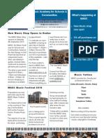 MASC Newslette Sept 2010