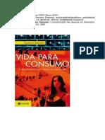 Vida para Consumo.docx