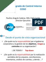 20. Marco Integrado de Control Interno COSO CTCP